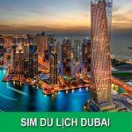 Một số ưu điểm của sim du lịch Dubai